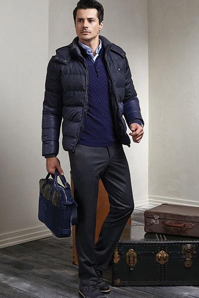 جدیدترین و شیک ترین ست لباس زمستانه مردانه برای شیک پوشان + تصاویر
