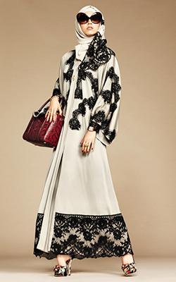 مدل های بسیار زیبا و شیک لباس باحجاب اسلامی مخصوص خانم های باحجاب شیک پوش+تصاویر