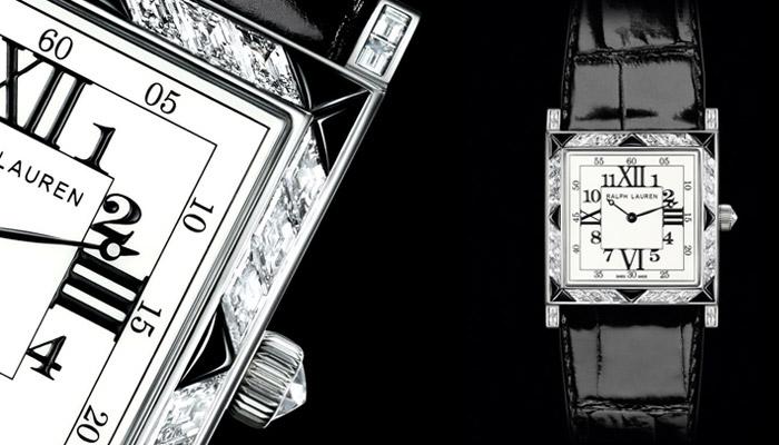 استایلی شیک و جذاب با ساعت های خیره کننده برند رالف لورن+تصاویر