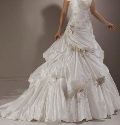 مدل لباس عروس خیلی شیک +تصاویر