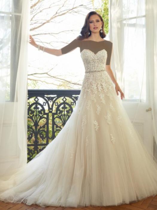 انواع مدلهای لباس عروس ۹۵ +تصاویر