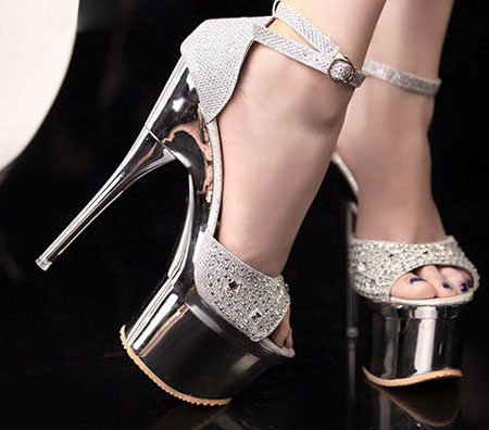 جدیدترین مدل کفش های مجلسی + تصاویر