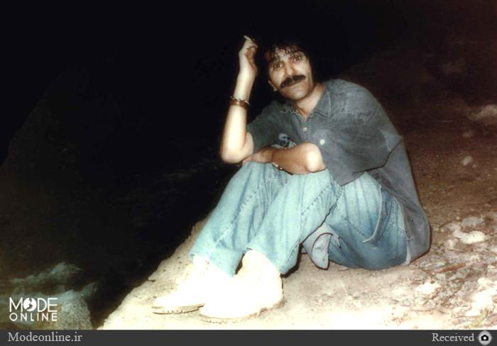 پوشش خاص حسین پناهی، بازیگر هیپی دهه هفتاد +تصاویر