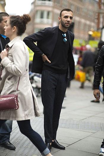 شیک ترین و جدیدترین لباس های های مردانه در هفته مد لندن ۲۰۱۶+تصاویر
