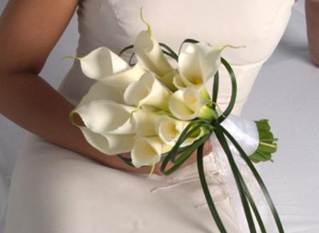 جدیدترین مدلهای دسته گل عروس +تصاویر