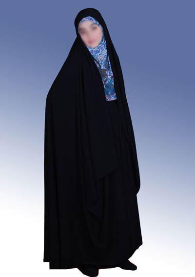 مدل های مختلف و جدید چادر ، پوشش محبوب خانم های ایرانی +تصاویر