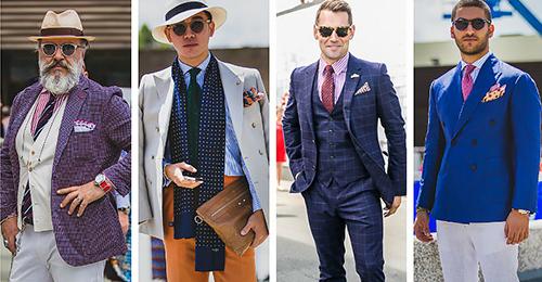 اصول ست کردن پیراهن و کراوات برای چشم گیر شدن استایل مردان(۲)+تصاویر