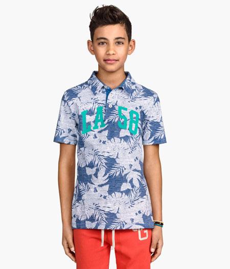 جدیدترین مدل پیراهن و تی شرت پسر بچه ها + تصاویر