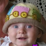 جدیدترین مدلهای کلاه بافتنی کودکان زیبا پوش+تصاویر
