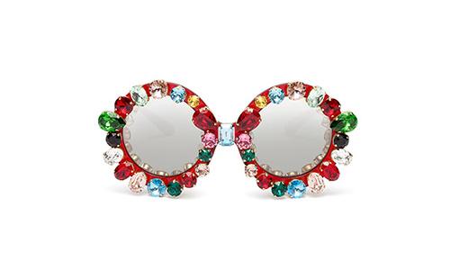 مدل های عینک های عجیب وغریب و البته زیبای D&G +تصاویر