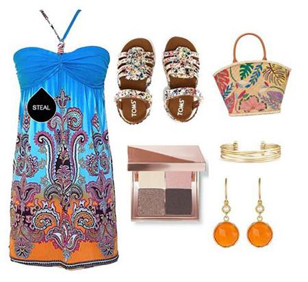 ست لباس تابستانی مخصوص دختر خانم های شیک پوش ! +تصاویر