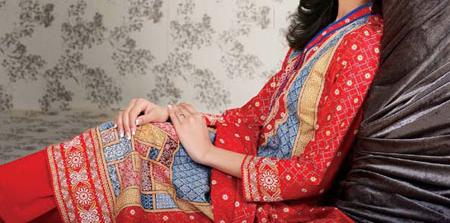 زیباترین مدل لباس زنانه پاکستانی + تصاویر