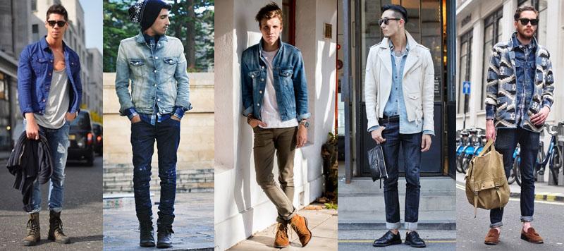بهترین جین های مردانه+تصاویر