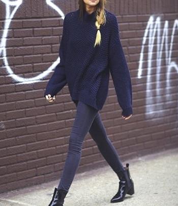 طراح مد و فشن قوانین پوشیدن لگ و ساپورت ها را آموزش می دهد +تصاویر