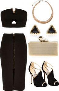 جدیدترین و زیباترین ست های لباس ساده برای خانم های شیک پوش+تصاویر