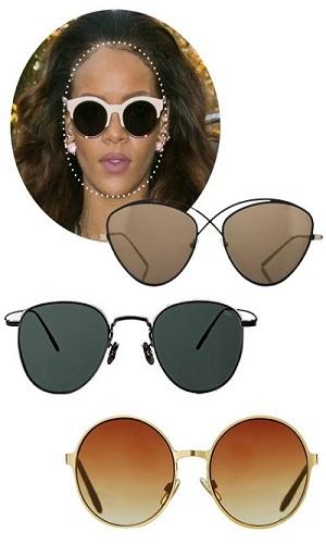 اصول انتخاب عینک آفتابی بر اساس صوررت/ شیک پوشی اصولی داشته باشید +تصاویر
