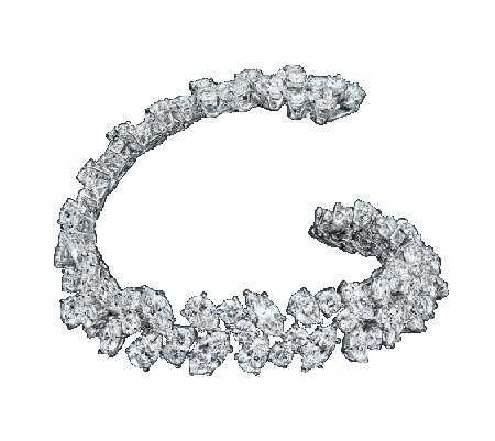 مدل جواهرات برند Harry Winston +تصاویر