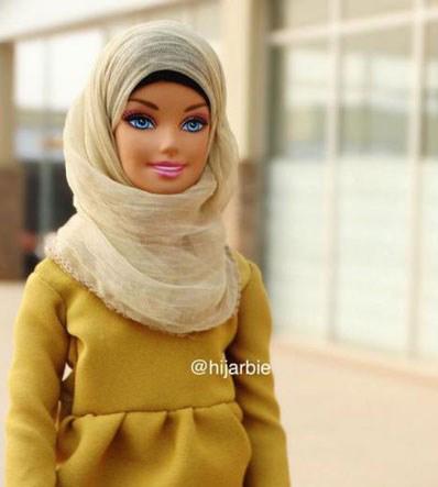 ورود حجاب و لباس های اسلامی به دنیای مد +تصاویر