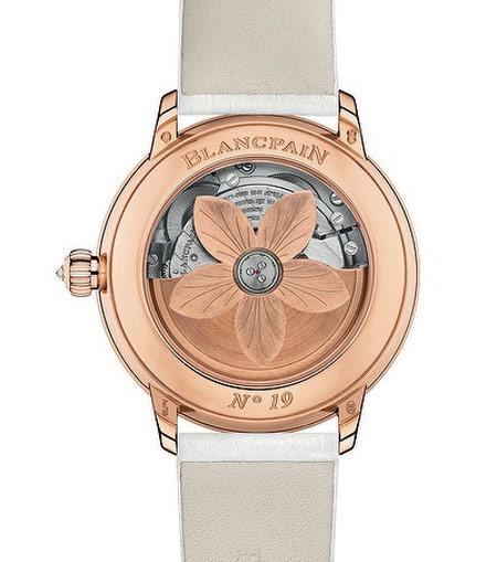 مدل ساعت زنانه Blancpain +تصاویر