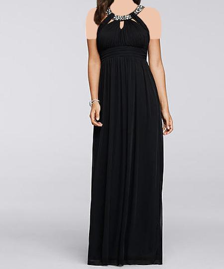 انواع مدلهای لباس شب بلند زنانه +تصاویر