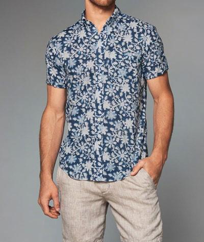 جدیدترین تی شرت های مردانه۲۰۱۶ برندAbercrombie & Fitc+تصاویر