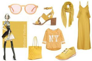 ۱۰ ست لباس زنانه رنگی مناسب فصل پاییز + تصاویر