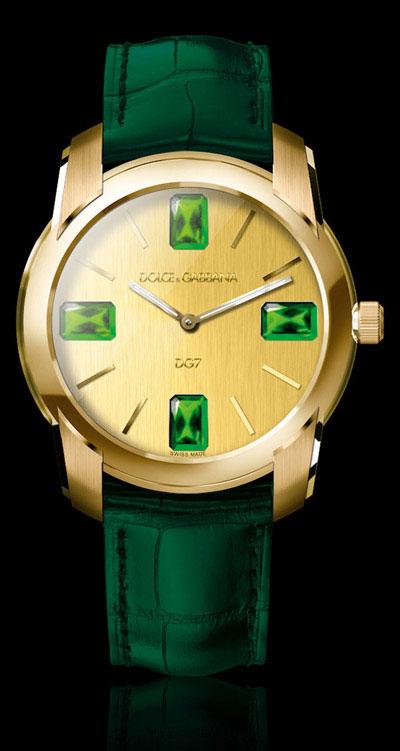 زیباترین مدل ساعت مچی D & G + تصاویر
