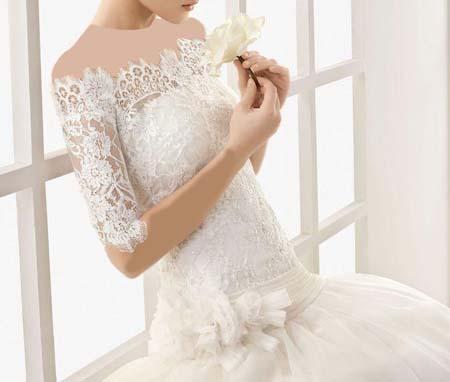 تکنیک های انتخاب لباس عروس شیک/ زیباترین را برای خود انتخاب کنید+تصاویر
