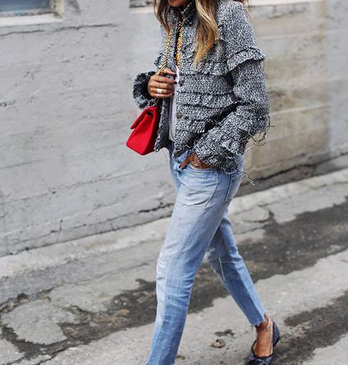 شلوار جین خود را با این مدل کفش ها ست کنید +تصاویر