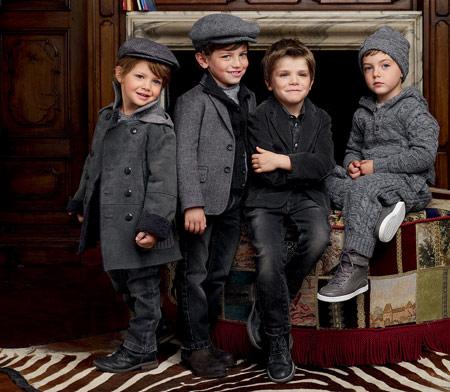 مدل جدید لباس بچه گانه D&G +تصاویر