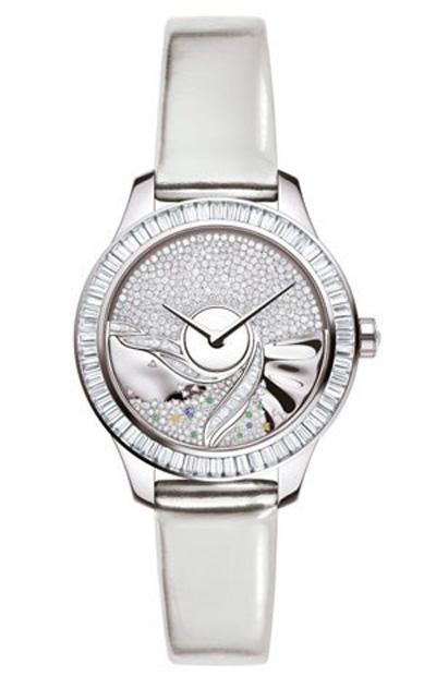 ۱۰مدل از زیباترین ساعت های الماس زنانه +تصاویر