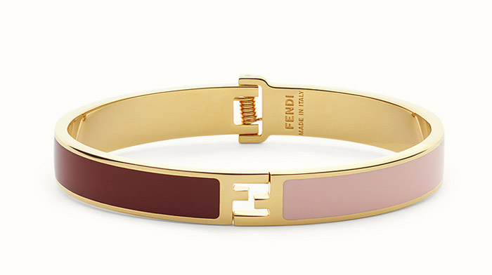 زیباترین دستبندهای دخترانه برند فندی برای دختران امروزی +تصاویر