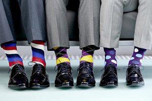 آشنایی با معمای شلوار ، جوراب و کفش + تصاویر