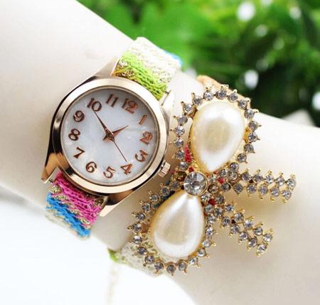 مدل ساعت های شیک دخترانه + تصاویر