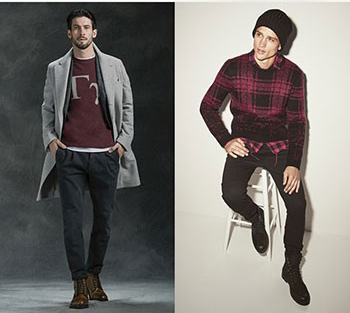 پرطرفدارترین لباس های گرم مردانه برای پاییز و زمستانه ۹۵ +تصاویر