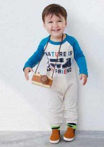 لباس های بچگانه مناسب فصل پاییز