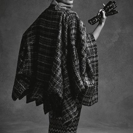 جدیدترین مدل پالتو ۲۰۱۷ برند شنل مخصوص خانم های جذاب+تصاویر