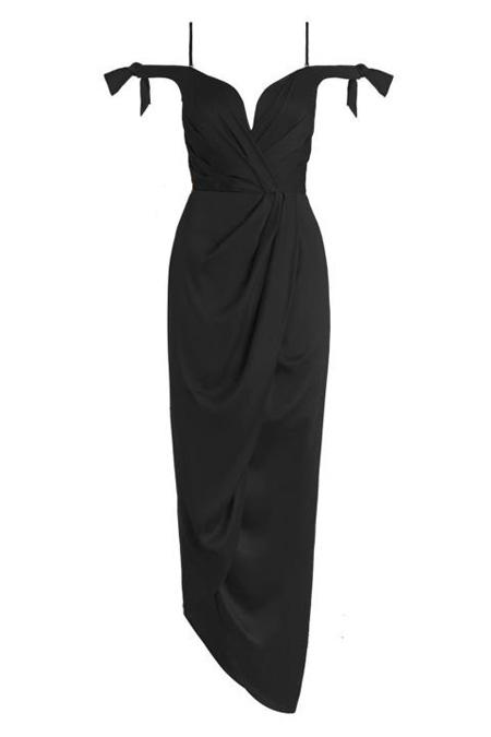 مدل لباس شب زیبا و شیک پیشنهادی مجله البرای خانم های جذاب+تصاویر