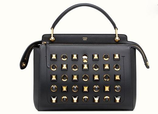 کیف های زنانه بسیار شیک و مجلسی برند فندی برای خاص پسندان+تصاویر