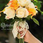 مدل های زیبای دسته گل برای عروس خانوم ها +تصاویر