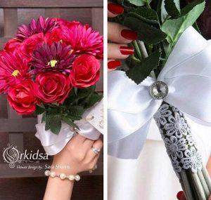 مدل های زیبای دسته گل برای عروس خانوم ها