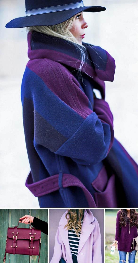 جذاب ترین رنگ هایی که برای لباس های زمستان ۲۰۱۷ مد هستند+تصاویر