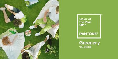 موسسه پینتون رنگ سال ۲۰۱۷ را اعلام کرد +تصاویر
