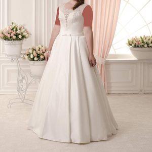 جدیدترین مدل لباس عروس برای عروس خانم های سایز بزرگ