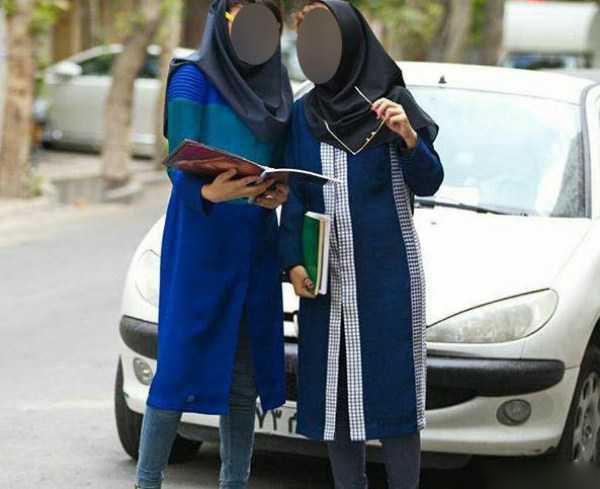 جدیدترین و زیباترین مدل مانتو دانشجویی و دخترانه شیک ایرانی + تصویر