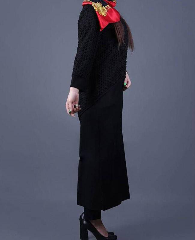 مدل مانتو زمستانی۲۰۱۷ برند Chomas +تصاویر