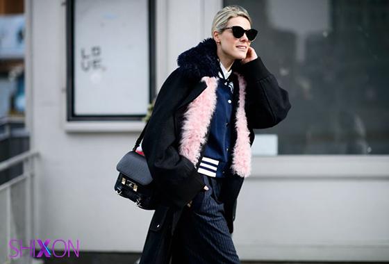 لباس های شیک و گرم زمستان +تصاویر