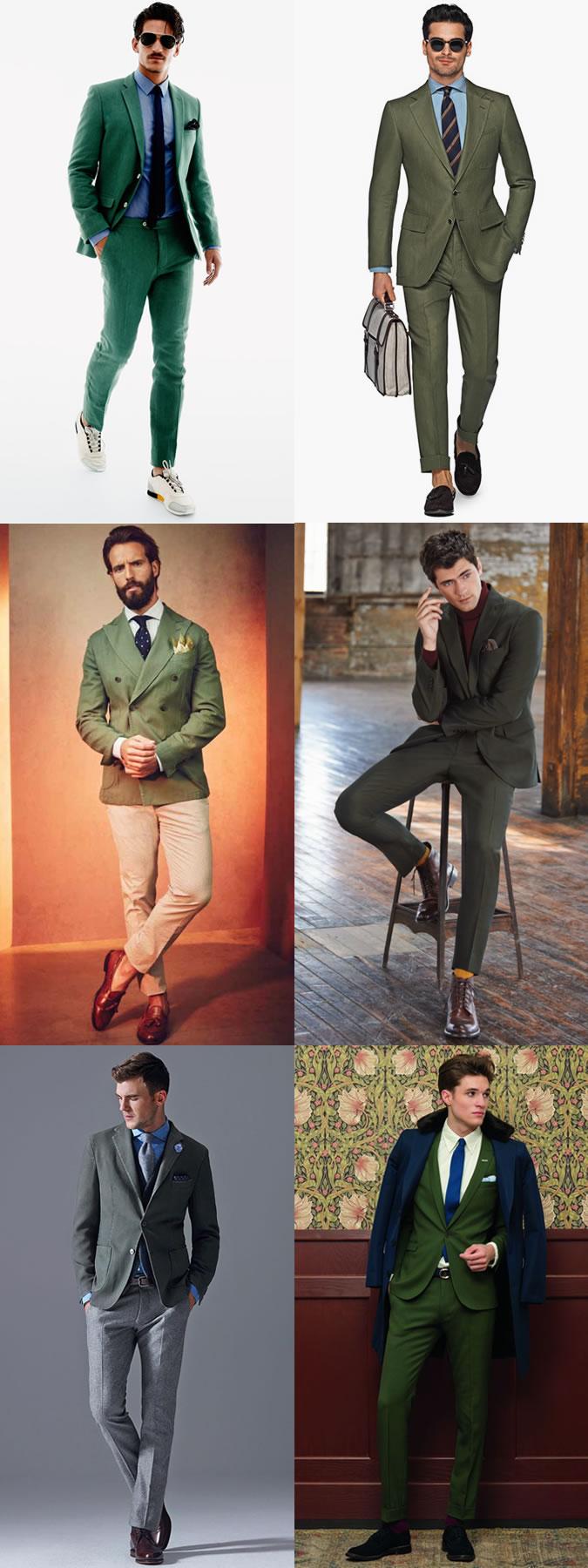 اصول پوشیدن لباس با رنگ سال۲۰۱۷ +تصاویر