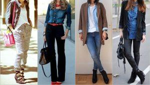 نحوه انتخاب لباس باریک کننده