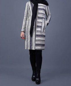 مدل مانتو زمستانی2017 برند Chomas